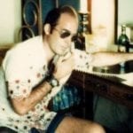 The Night Hunter S. Thompson Might Have Given Me Writing Advice