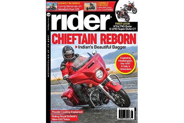 Rider Magazine, January 2019