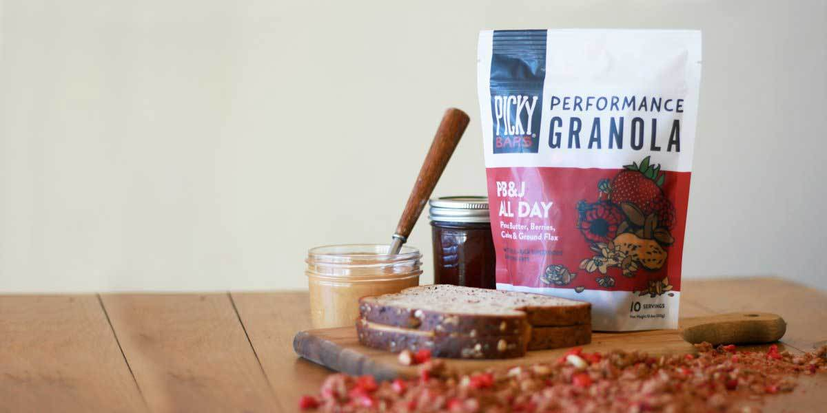 Recovery Roundup: Picky Bars, Tailwind Nutrition & Floyd's top off your levels – Bikerumor
