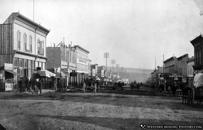 Topics in History: Leadville's 1896 Crystal Carnival and Palace