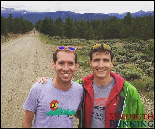 How to Train for the Leadville 100: Inside Ian Sharman's Training Journal | Strength Running