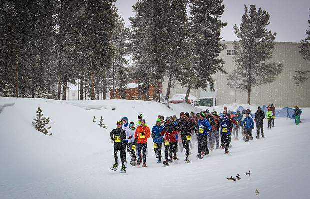 Colorado Mountain College Leadville to host 2020 U.S. National Snowshoe Championships