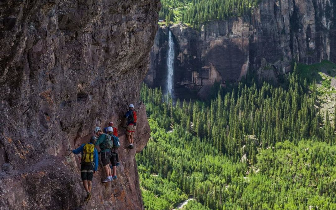 6 of the Best Extreme Adventures in Colorado, USA
