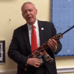 Video: Congressman responds to Biden's gun confiscation plans: 'If you want to take AR-15s, start with mine'