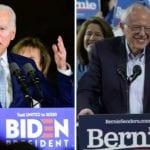Biden scores big Super Tuesday victories, but Sanders takes California