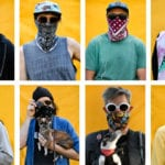 Masks are having a moment in Colorado due to coronavirus pandemic