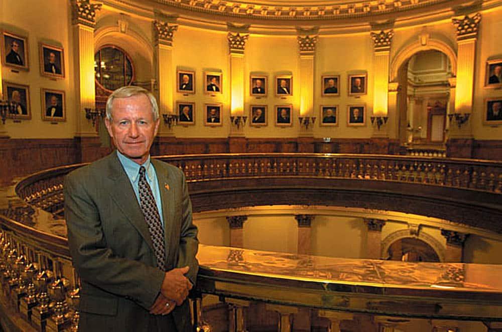 Longtime Colorado legislator leaves lasting legacy