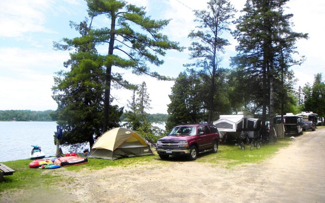 At Minnesota campgrounds, frustration grows as holiday weekend approaches | Lake County News Chronicle