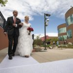 PHOTOS: Couple weds at Colorado Springs hospital so terminally-ill mother can attend