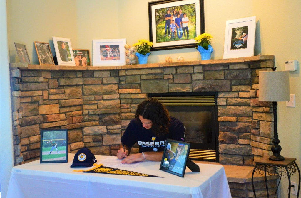 Red Bluff's Blake Tweedt to play baseball at University of Northern Colorado – Red Bluff Daily News