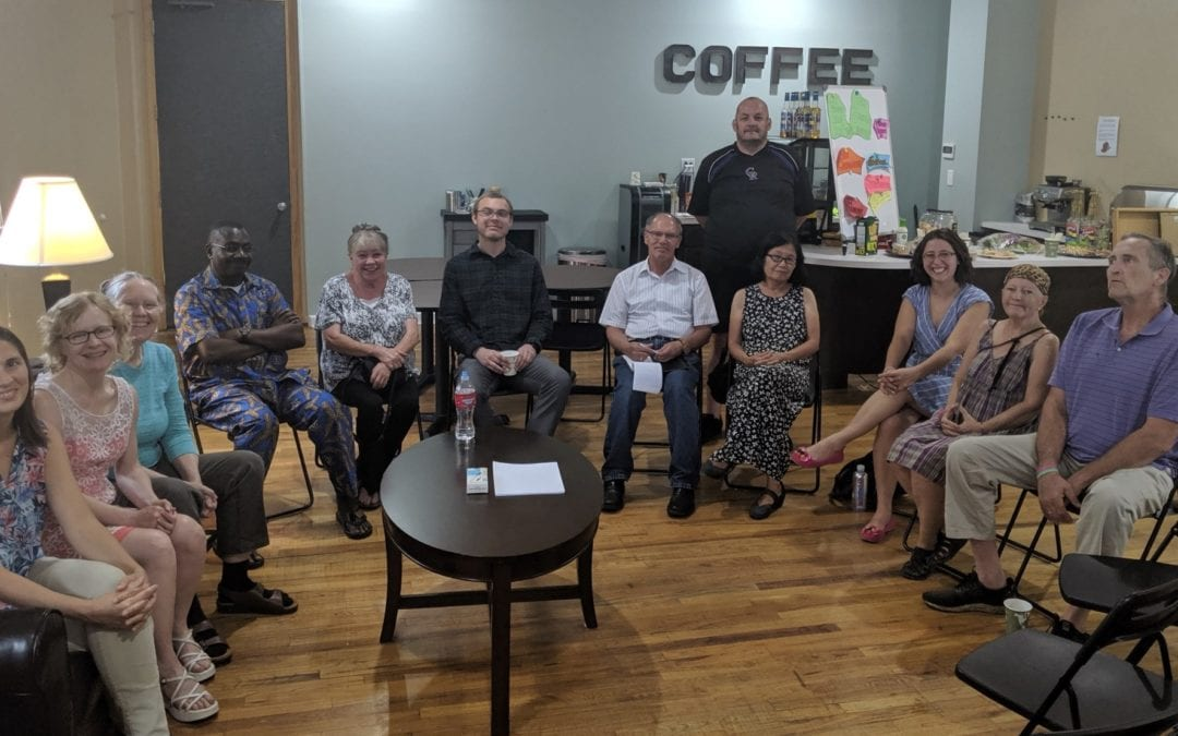 The Colorado Family Church's Spiritual Growth Group: Raising and educating our new members | Blog