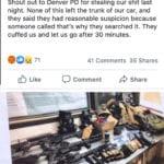 Denver Police Seized Assault Rifles from Anti-Govt Gun Activists at Friday Night Protest   - Colorado Pols