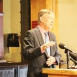 Panel Finds Ex-Colorado Gov. Hickenlooper Violated State Ban on Gifts