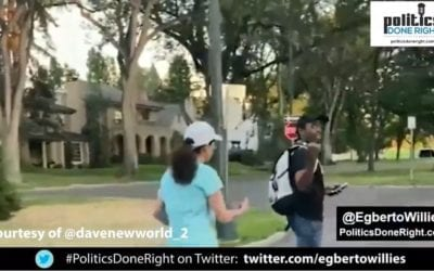 Colorado white woman follows black man in neighborhood: Get out of here!