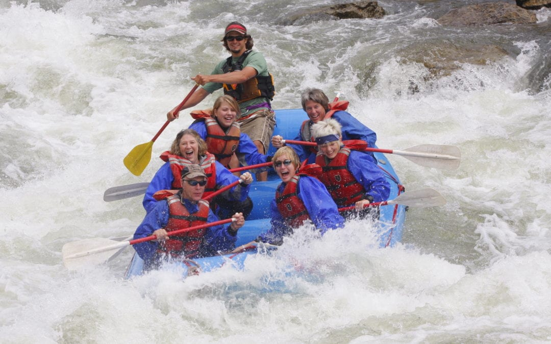 8 Best Rivers to Raft in Colorado | Top Places to Whitewater Raft