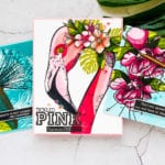 Colorado Craft Company | Cardmaking & Coloring in Graphic Style. Video + Giveaways | | Yana Smakula