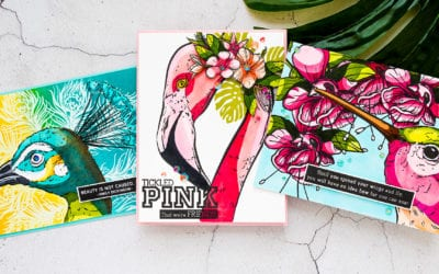 Colorado Craft Company   Cardmaking & Coloring in Graphic Style. Video + Giveaways     Yana Smakula