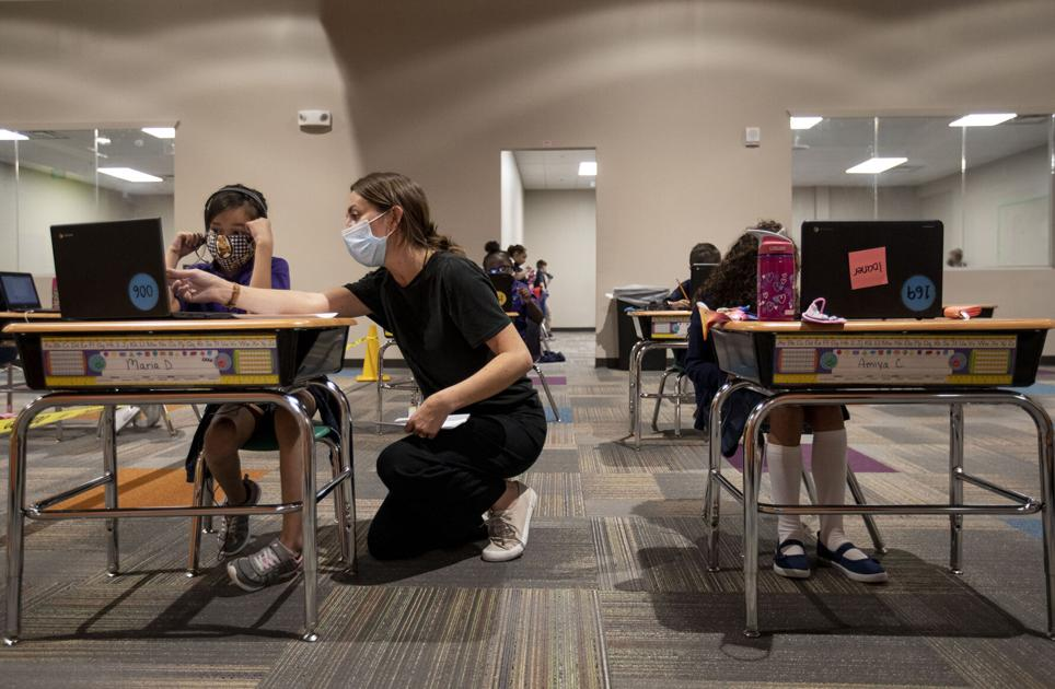 First Colorado Springs schools to reopen have faith in ability to keep kids safe