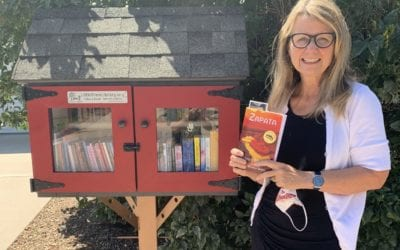Colorado authors finding readers by book boming Little Free Libraries