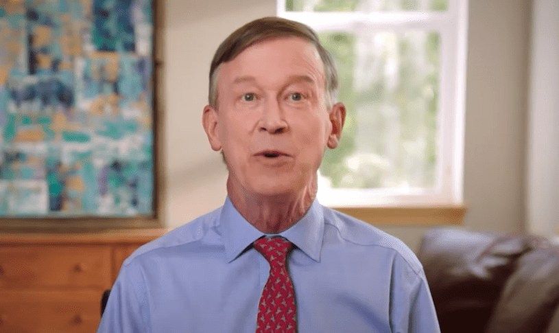 Hickenlooper ad falsely claims Supreme Court nominee will get the rush job  | Colorado Peak Politics