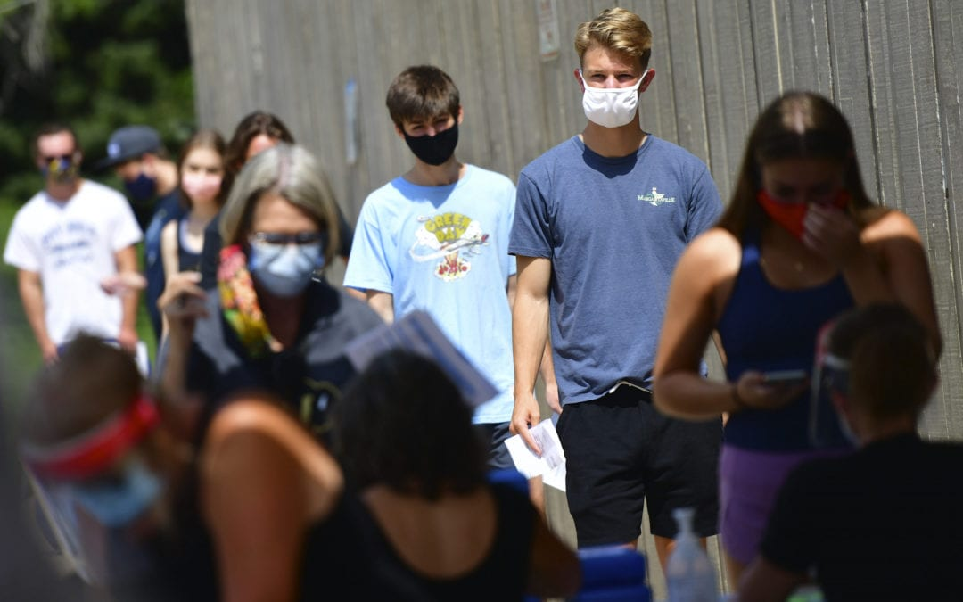 About 900 Colorado State University Students Quarantined After Wastewater Monitoring Reveals COVID