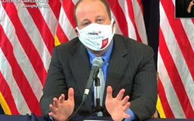 """""""Step Up Colorado,"""" says Gov. Jared Polis, announcing media campaign to quell rising COVID-19 cases"""