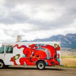 Temaki Tornado Rolls into Colorado's Food Truck Scene with a Hand Roll Sushi Concept