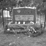 Where to find famous graves in Colorado from John Denver to Doc Holliday