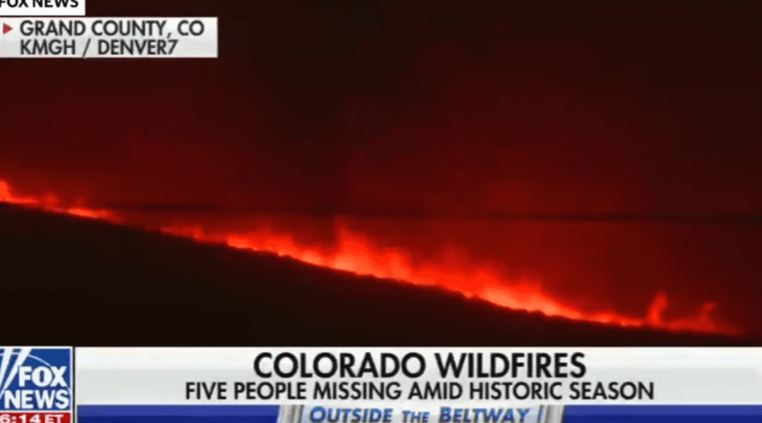 Fox News Hit With Backlash For Playing 'Ring Of Fire' During Report On Deadly Colorado Wildfires