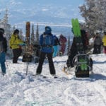 """Are Colorado's backcountry skiing stashes """"trade secrets""""? A snowcat outfitter suing a former guide claims they are."""