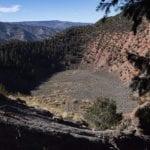 Dotsero volcano reminder of Mother Nature's explosive might in Colorado
