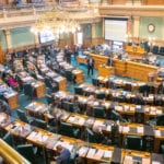 On first day of special legislative session, Colorado lawmakers contend with coronavirus exposure scare