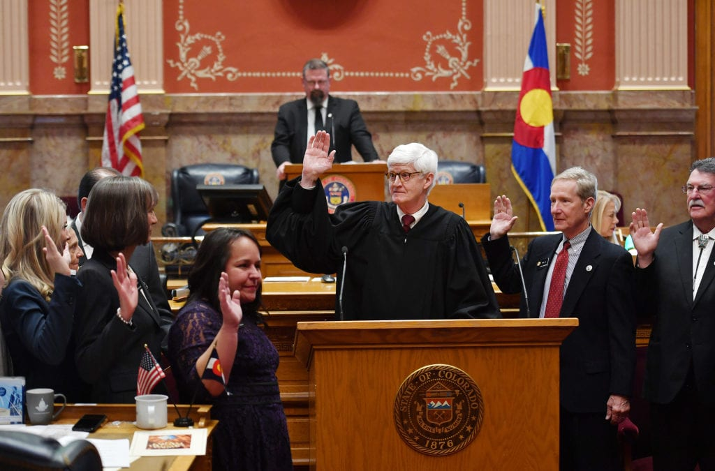 Nathan Coats, retiring Colorado Supreme Court chief justice, shaped criminal justice for decades