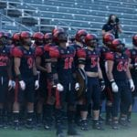 Football takes on first non-conference opponent of season in Colorado