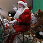How a Colorado entrepreneur and the coronavirus reshaped the Santa Claus visit  — but still kept it personal