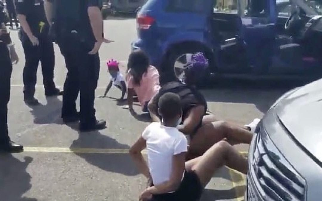 Family Files Civil Rights Lawsuit In Viral Police Stop That Showed Colorado Officers Force Four Children to Lie Face Down In Case of Mistaken Identity