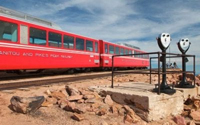 Adventure on the new, exciting Manitou & Pikes Peak Cog Railway—opening May 2021   OutThere Colorado