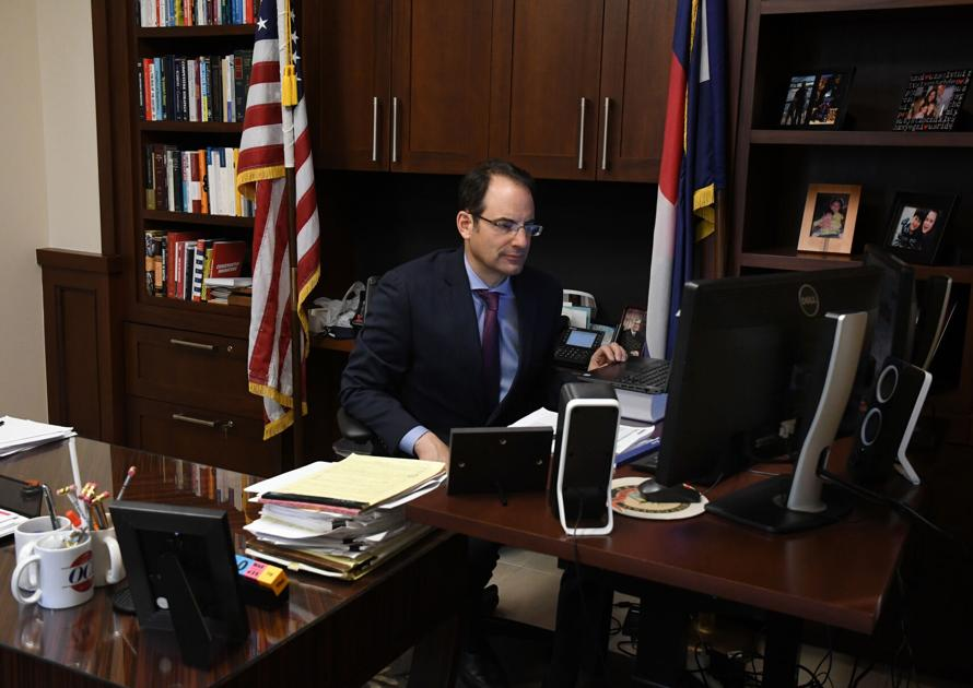 EDITORIAL: Colorado AG Phil Weiser crusades to protect free speech from social media monopolies