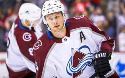 Colorado Avalanche Face Tough Expansion Draft Decisions with Johnson