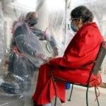'Hug tent' provides safe embraces at Colorado elderly home | The Star
