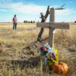 3 BULLETS TO THE BACK: The striking silence around a police killing in small-town Colorado