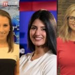 2 new TV broadcasters join the Colorado Springs news scene, while a meteorologist exits