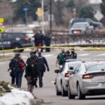 Police: Multiple people, officer killed at Colorado supermarket shooting