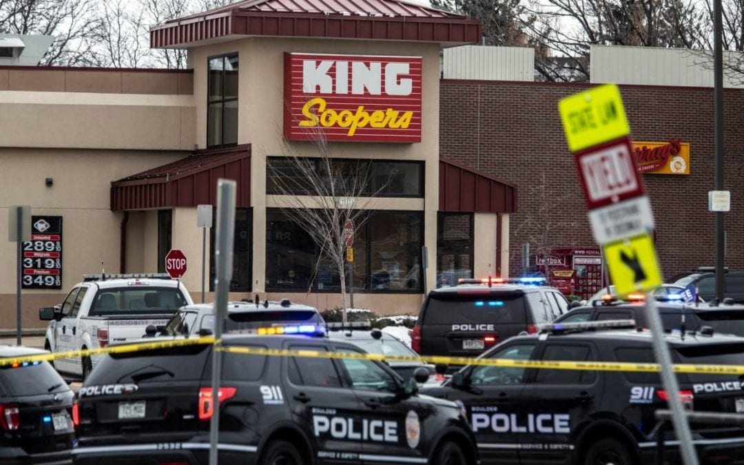 Investigation into 'complex' Colorado shooting will take 5 days, chief says