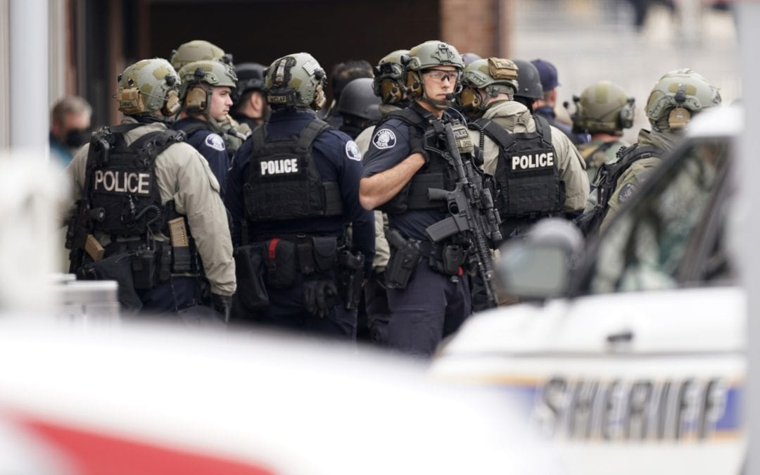 Colorado shooting leaves 10 dead in latest mass tragedy –