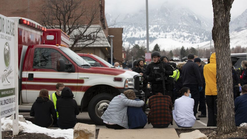 Boulder, Colorado, grocery store shooting leaves 10 dead | Boston.com