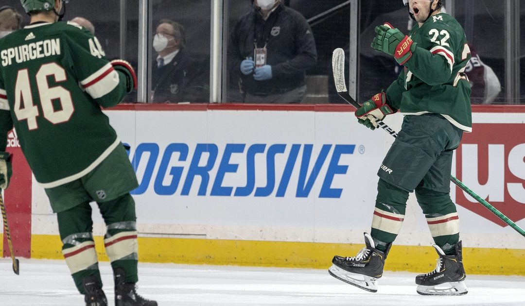 Fiala's hat trick leads Wild's 8-3 thumping over red-hot Colorado – StarTribune.com