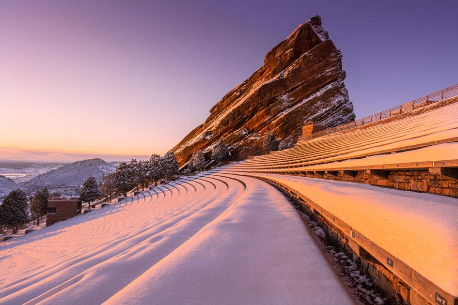 'Film on the Rocks' lineup released for 2021 drive-in series at Red Rocks Amphitheatre | OutThere Colorado