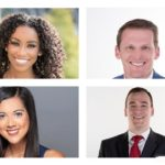4 new TV broadcasters join the Colorado Springs scene, while an anchor exits