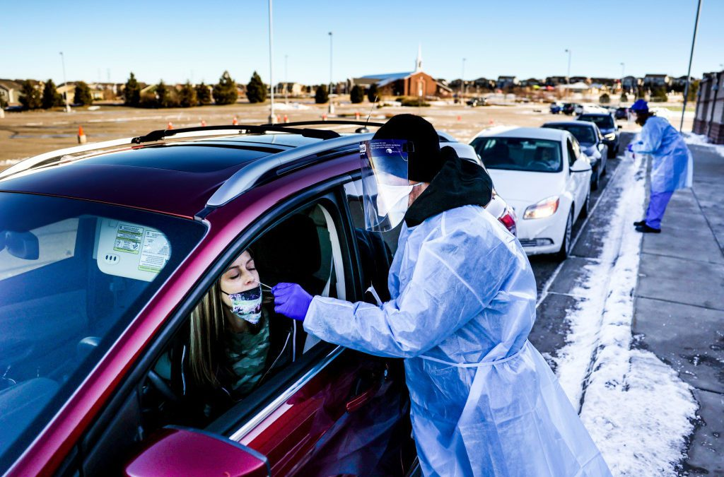 Colorado's COVID-19 cases are rising again, but hospitalization trajectory still unclear – Longmont Times-Call